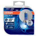OSRAM H7 62210 Cool Blue Boost + 50% (EURO BOX)  (80W)