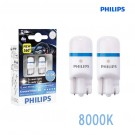 W5W PHILIPS 12799 LED 8000K