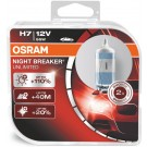 OSRAM H7 64210 Night Breaker Uunlimited + 110% (EURO BOX) (55w)