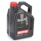 Масло Motul FORD Specific 913D 5W30 5л