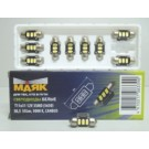 Маяк диод T11x31 S8.5 3SMD (5630) CANBUS (1шт)