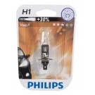 PHILIPS Н1 12258Vision +30% (55w) (BLISTER 1 шт.)